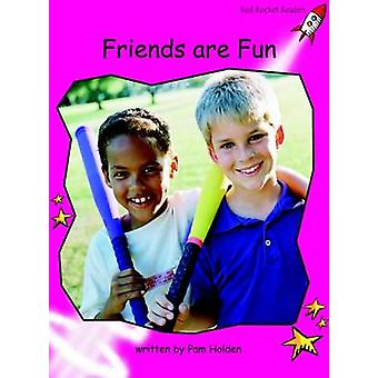 Red Rocket Readers - Emergent Non-Fiction Set B - Friends Are Fun by Pa