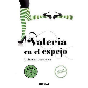 Valeria En El Espejo #2 / Valeria in the Mirror #2 by Elisabet Benave