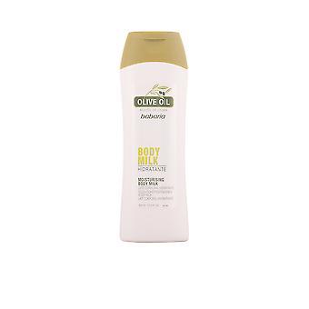 Babaria aceite de Oliva Leche caporal hidratante 400 ml unisex