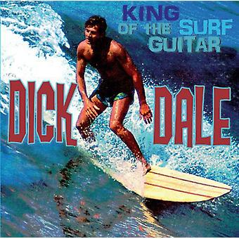 Dick Dale - rei da importação EUA guitarra Surf [vinil]