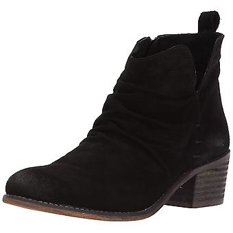 Musse & Cloud Womens Kandy Leather Round Toe Ankle Fashion Boots