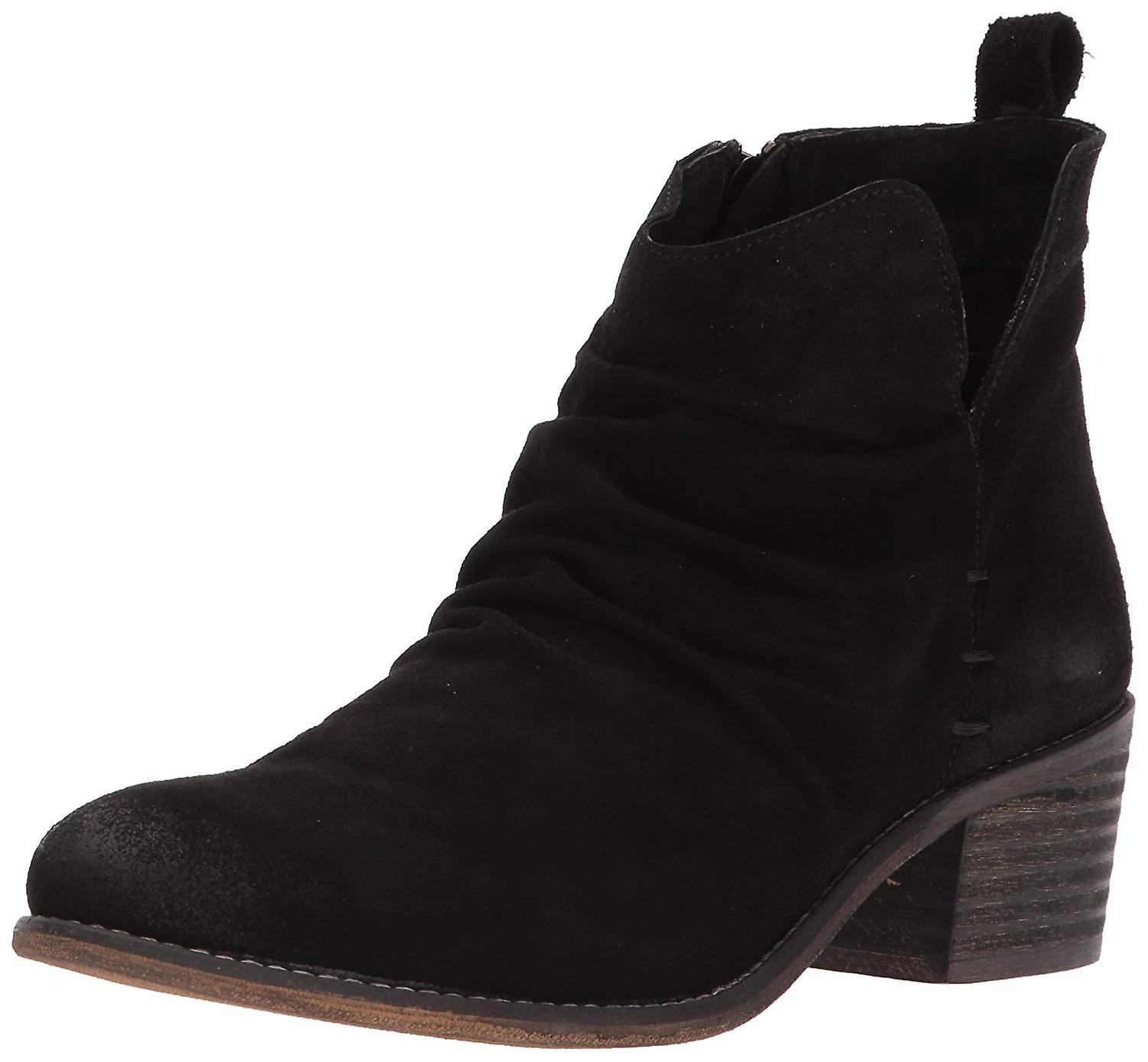 Musse & Cloud Womens Kandy Leather Round Toe Ankle Fashion Boots WEMVg