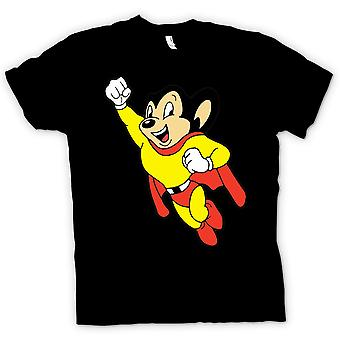 Kids T-shirt - Mighty Mouse - Cartoon - Funny