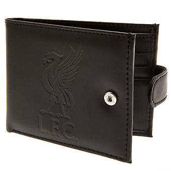 Liverpool FC RFID Anti Fraud Leather Wallet