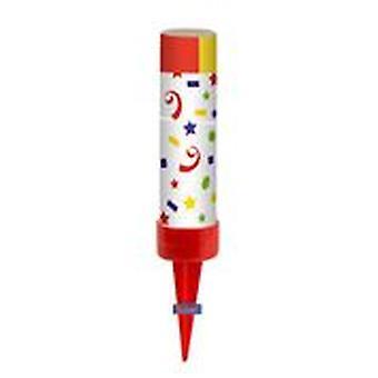Lód fontanna fontanna Pokój fontanna tabeli Fireworks konfetti colorful ca 30 sec