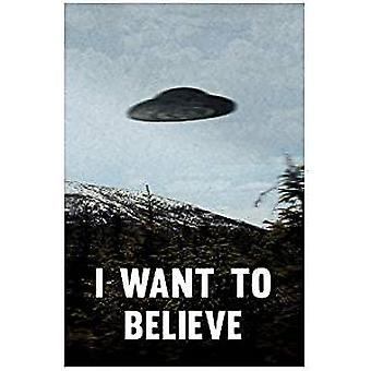 Poster - I Want To Believe - Wall Art P9855