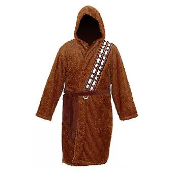 Star Wars Chewbacca Fleece Bathrobe