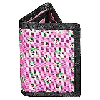 Portefeuille - Overwatch - Pachimari Pink Nylon Tri-Fold New j9280