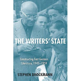 The Writers State by Stephen Brockmann
