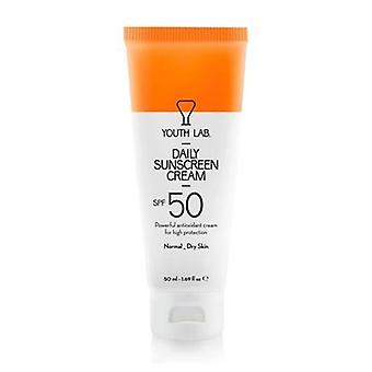 Daily Sunscreen Cream - Normal_Dry Skin - SPF 50
