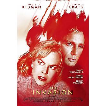The Invasion (Double Sided Regular) (2007) Original Cinema Poster