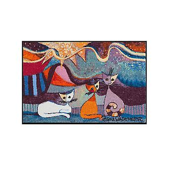Rosina Wachtmeister doormat lifestyle Le onde SLD0898 50 x 75 cm-050 x 075
