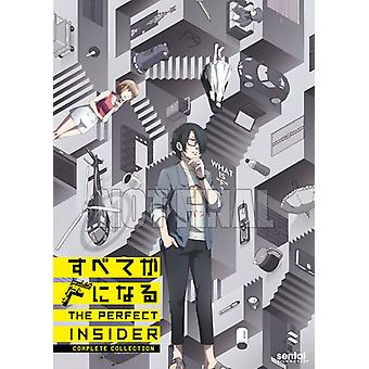 Perfect Insider [DVD] USA import