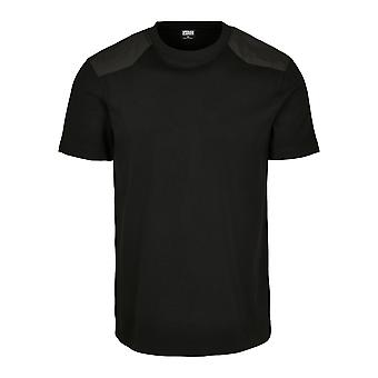 Urban Classics heren T-shirt militair