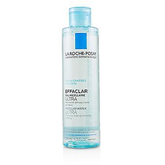 La Roche Posay Effaclar المياه Micellar الترا-لوجوه حساسة & عيون-200 مل/6.76 أوقية