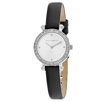 Ted Lapidus Women's Classic Silver Dial Watch - A0680ABPB