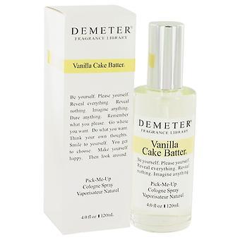 Vanille kage dejen af Demeter Cologne Spray 4 oz/120 ml (kvinder)