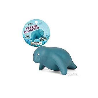 Character Goods - Archie McPhee - Stress Manatee New 12809