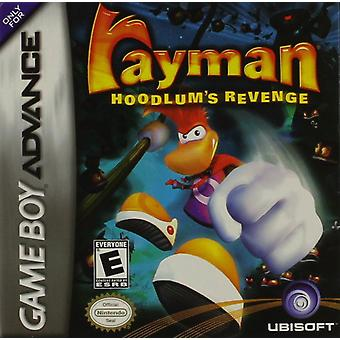 Rayman Hoodlum's Revenge GBA Game (GameBoy Advance)