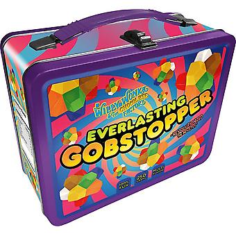 Lunch Box - Willy Wonka - Gobstopper Large Gen 2 Fun Box New 48188