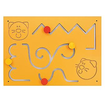 Cats Manipulative Board Sensory Development Educational Early Learn