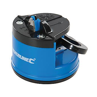 Knife Sharpener with Suction Base - 60x65x60mm