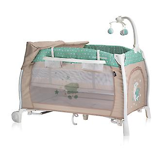 Lorelli Baby Travel Bed Running Stable iLounge Swing Fonction Mobile Mosquito Net