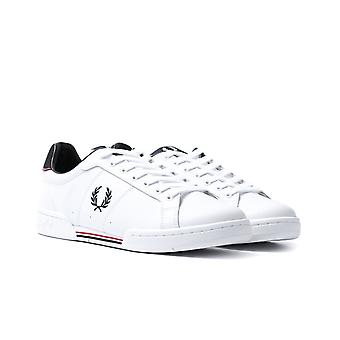 Fred Perry B722 Red Stripe White Leather Trainers Fred Perry B722 Red Stripe White Leather Trainers Fred Perry B722 Red Stripe White Leather Trainers Fred Perry