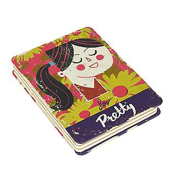 P is for Pretty Notebook by Paul Thurlby & Wild & Wolf