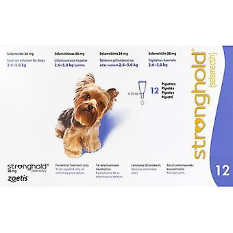 Stronghold Violet Dogs 2.3-4.5kg (5-10lbs) - 12 Pack