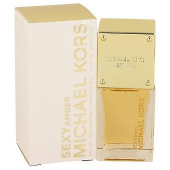 Michael kors sexy ambre eau de parfum spray par michael kors 539341 30 ml