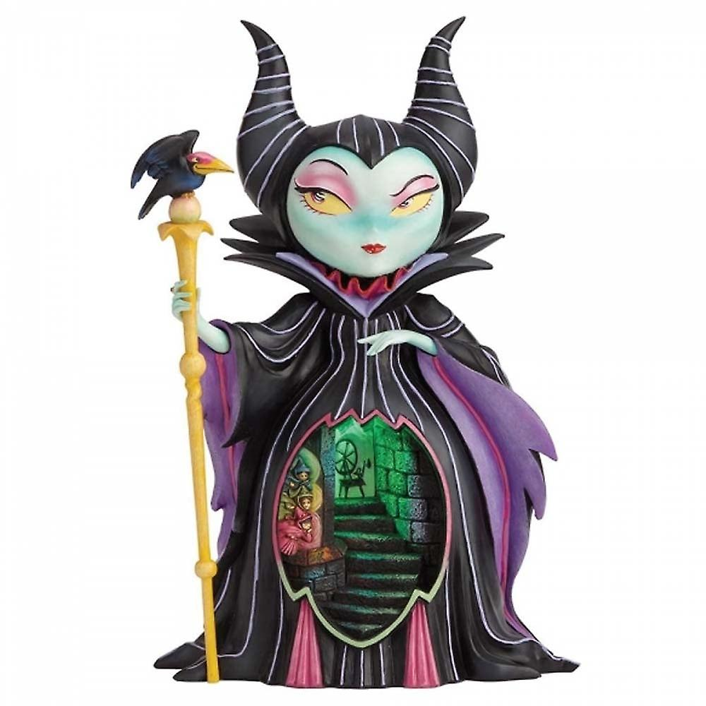The World of Miss Mindy Presents Disney  Maleficent Figurine
