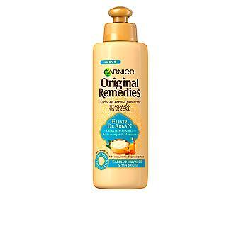 Original de Garnier remedios Crema pecado Aclarado Elixir Argán 200 Ml Unisex