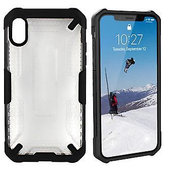 iPhone Xr Case Transparent - Schild