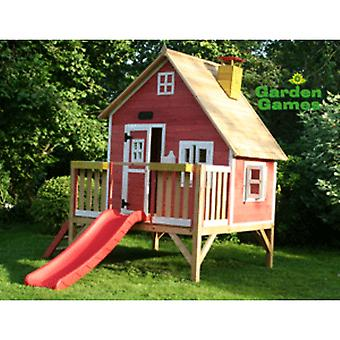 Garden Games: Crooked Penthouse Play House
