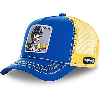 CapsLab Trucker Cap - Dragon Ball Z Vegeta