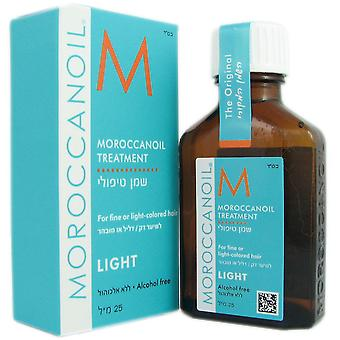 Moroccanoil treatment light 0.85 oz 25 ml