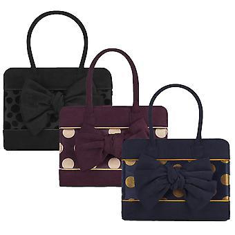 Ruby Shoo Women's Dakota Large Top Handle Bag