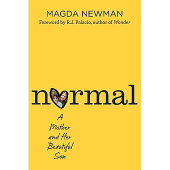 Normal A Mother and Her Beautiful Son par Magdalena Newman