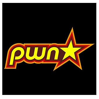 J!nx Pownstar Sticker