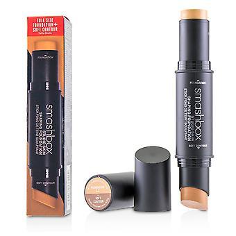 Studio Haut formende Foundation + weiche Kontur Stick 2,2 hell warm beige 227013 11,75g/ 0,4 Unzen