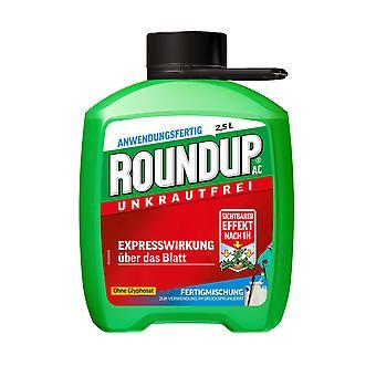 ROUNDUP® AC Fertigmischung, 2,5 Liter
