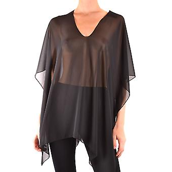 Hh Couture Ezbc432003 Women's Black Polyester Top