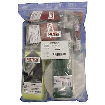FASTECH® 583-Set-Bag Krok-och-loop etikett uppsättning 58 st (s)