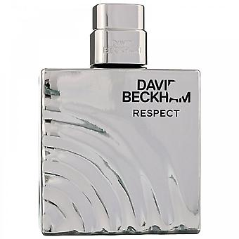 Beckham Respect Eau De Toilette For Him