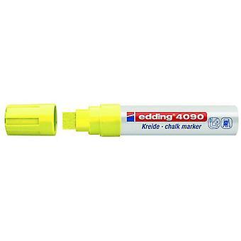 edding-4090 chalk marker neonyellow 5PC 4-15 mm / 4-4090065