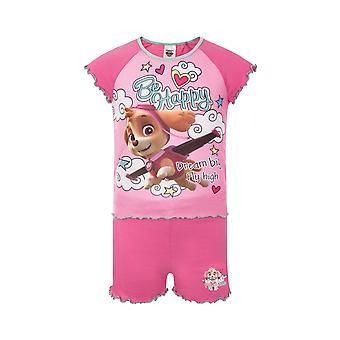 PAW Patrol Official Gift Baby Toddler Girls Short Pyjamas