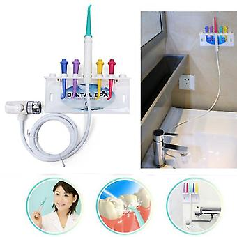 Oral irrigator teeth cleaner floss water jet
