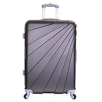 Slimbridge Fusion grote harde koffer, grafiet