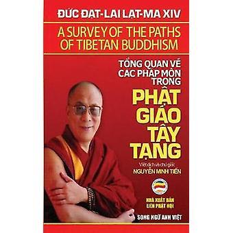 Tng quan v cc php mn trong Pht gio Ty Tng song ng Anh Vit Bn in nm 2017 by Lama XIV & Dalai
